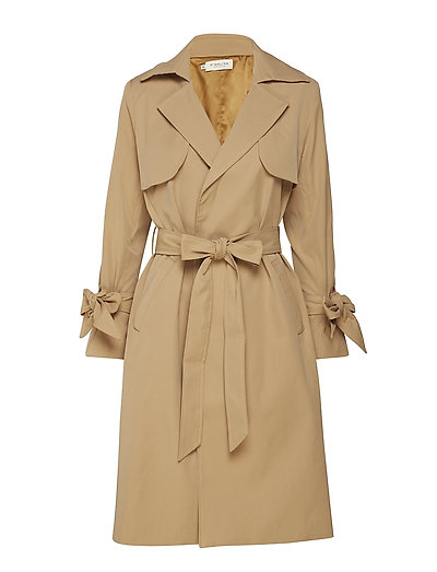 Jane trench coat - WARM SAND