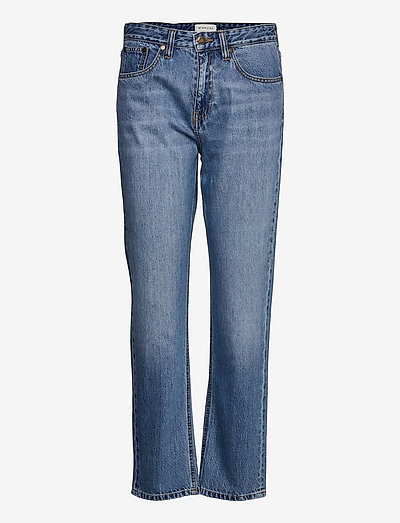 Lucy jeans - raka jeans - washed blue