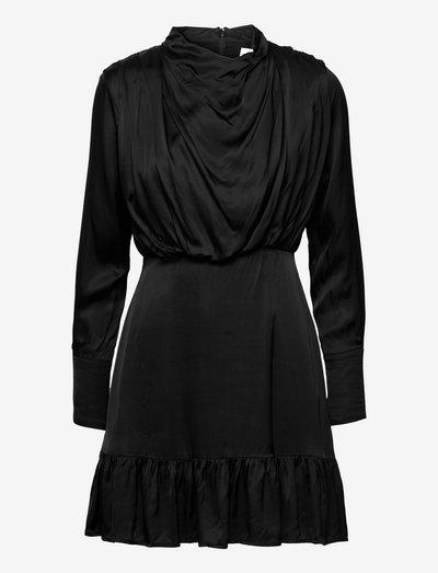 Lively dress - cocktailklänningar - black