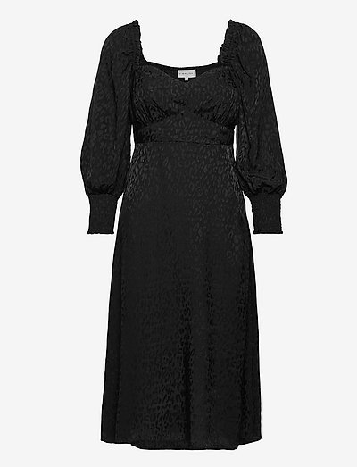 Bonita dress - vardagsklänningar - black