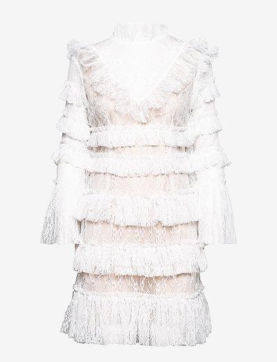 Rosa dress - cocktailkleider - white