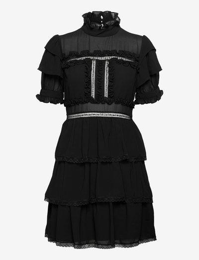 Harlow dress - cocktailklänningar - black