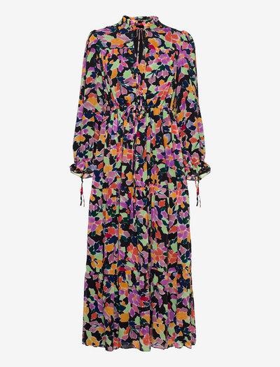 Florencia dress - vardagsklänningar - bold flower