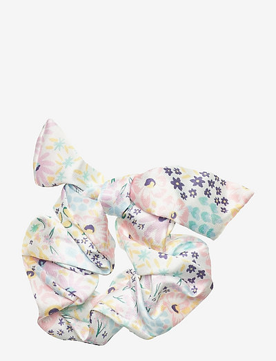 Lollo scrunchie - hårsnoddar - summer blooms