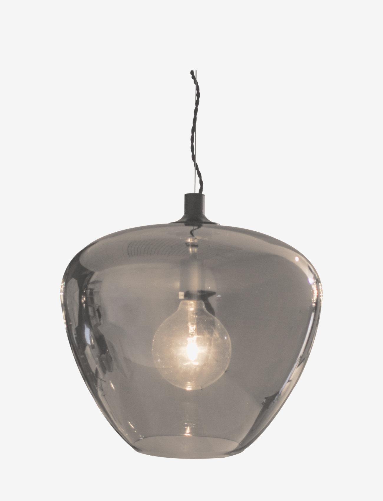 By Rydéns - Bellissimo Grande Hanginglamp - pendler - smoke grey - 0
