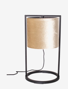 Vieste table lamp - bordlamper - beige
