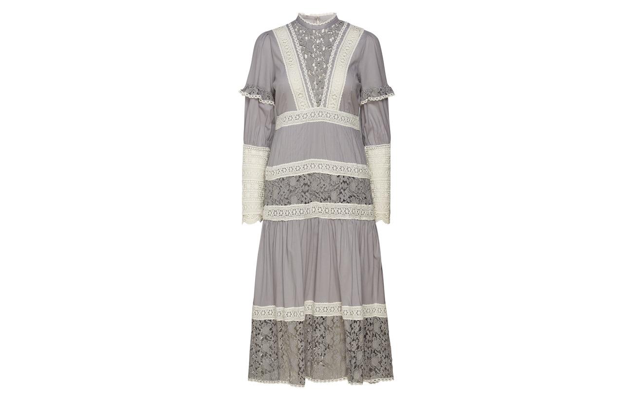 Midi Coton Mo Cotton Ti Vintage 100 459 Dusk Dress By qf4gwxvH