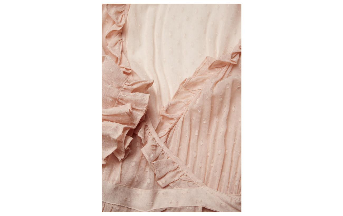 Delicate Mo Wrap By Dress Cotuure 044 Viscose Powder Semi 100 Ti ST4WqnwZ