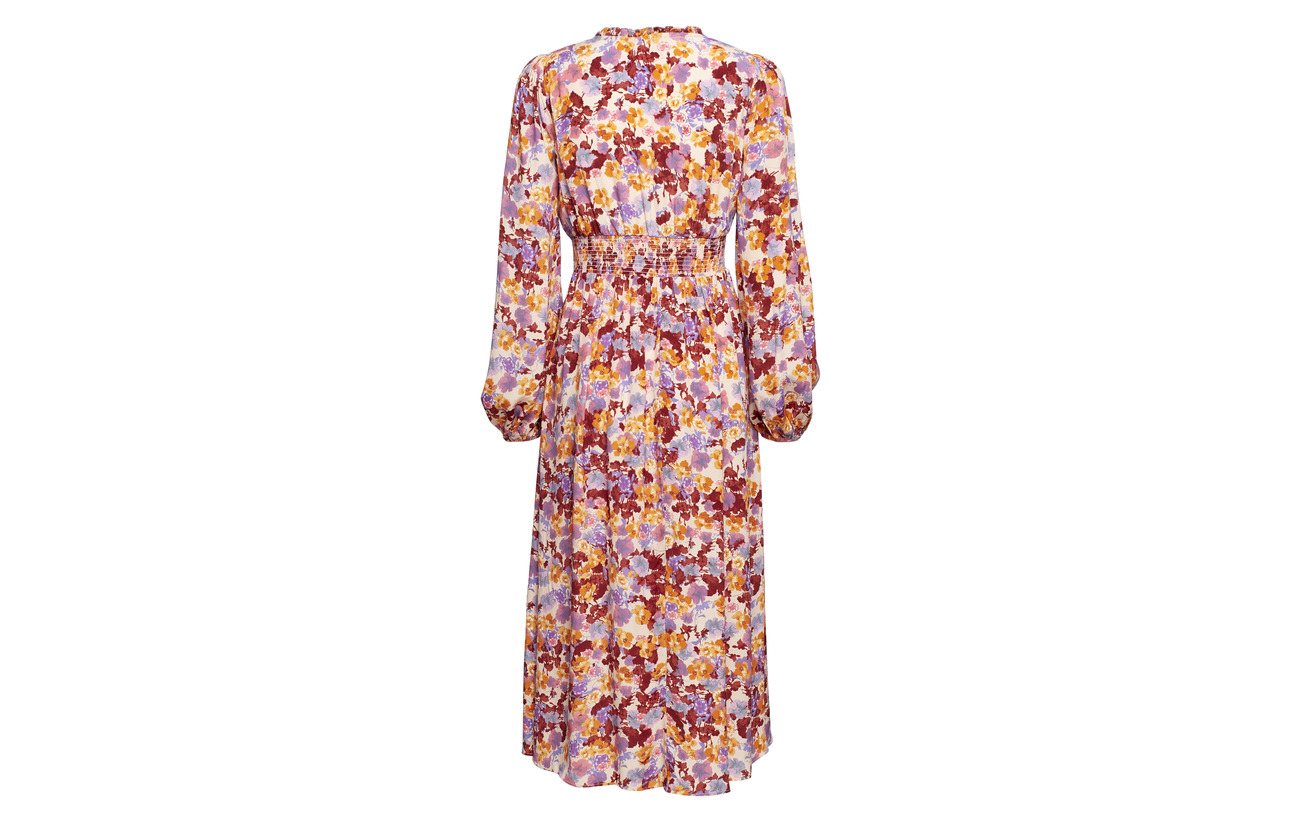 By Wild Ruffle Mo Forest Viscose 747 Bell Dress Ti Sleeve 100 rxPrEqw10