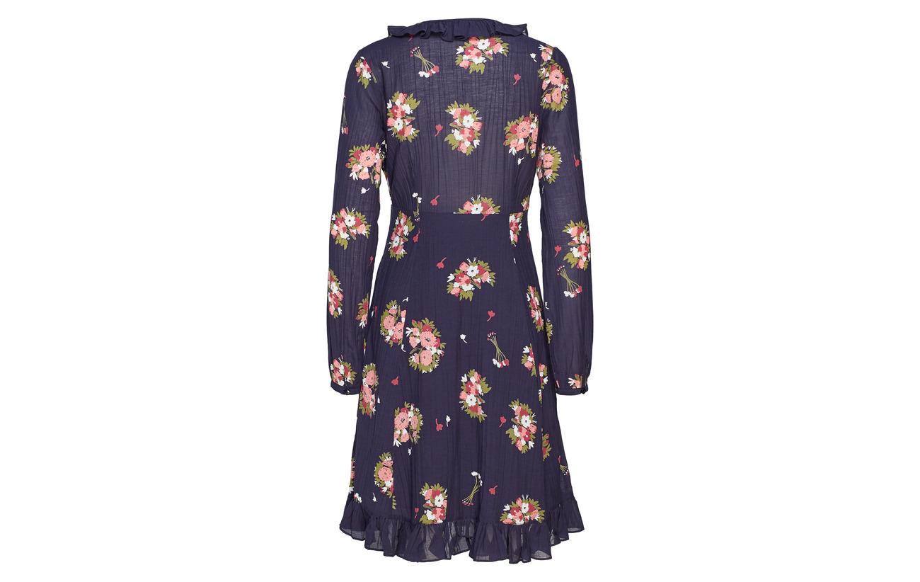 Viscose By Bohemian 804 Wrap Coton Wisteria 50 Ti Garden Dress Mo 4rwEvq4
