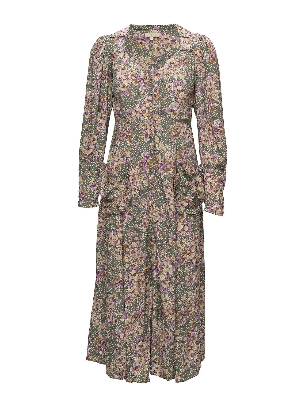 By Ti Mo Printed Kitchen Dress Klänningar