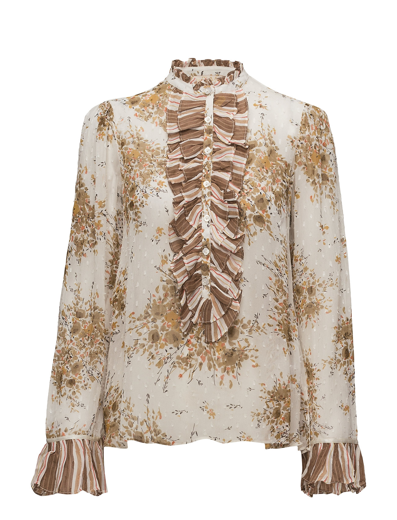 By Ti Mo Delicate Semi Couture Shirt Ögrönlar