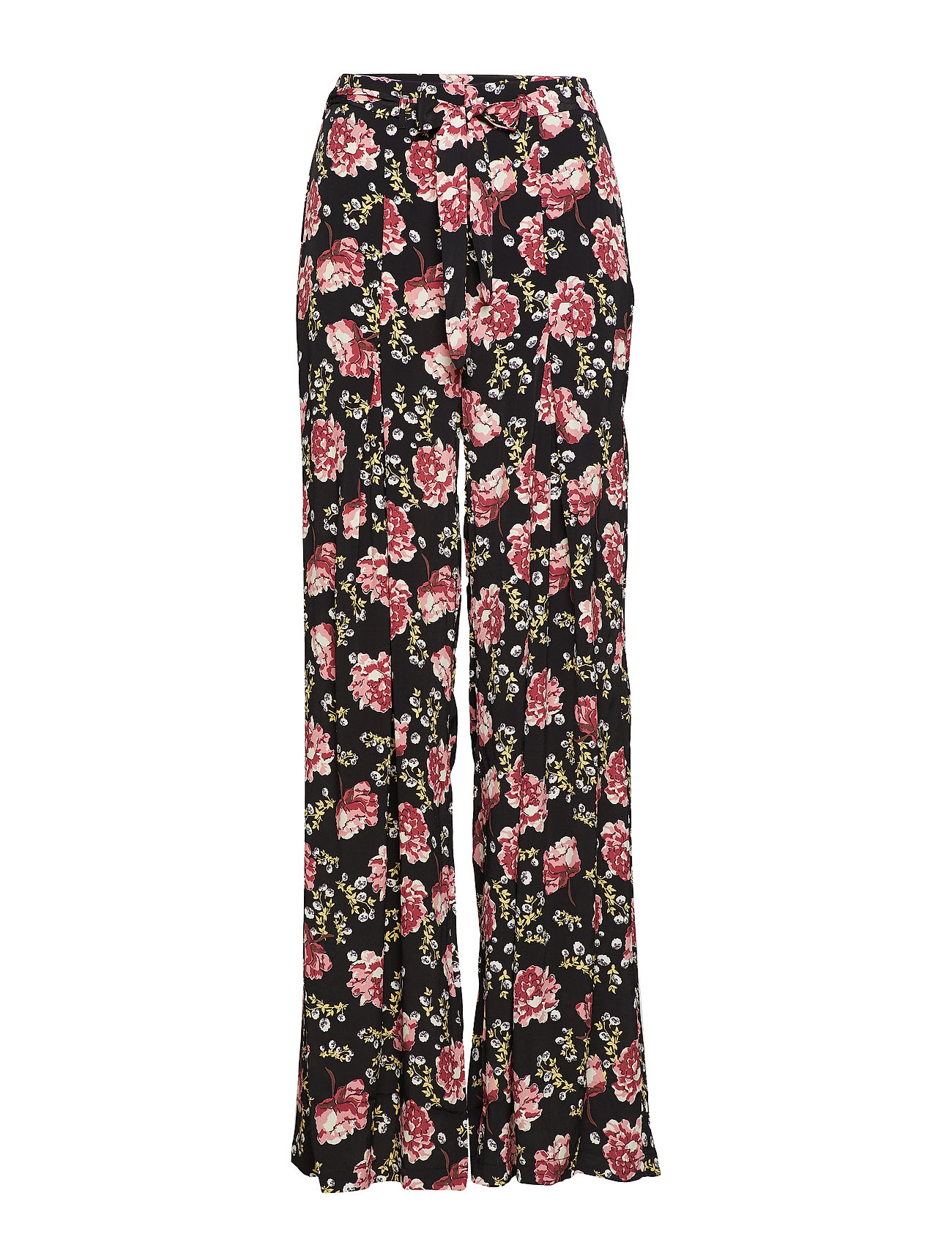 by Ti Mo Wide Trousers - 796 ICONIC RED