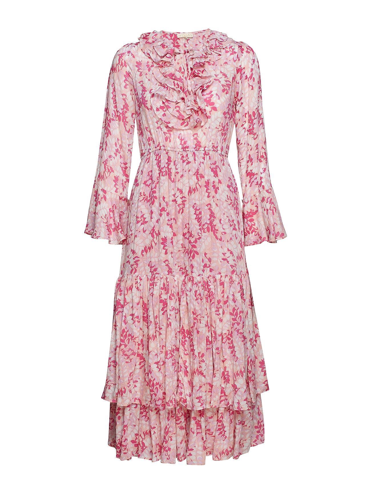 by Ti Mo Thin Semi Flounce Dress