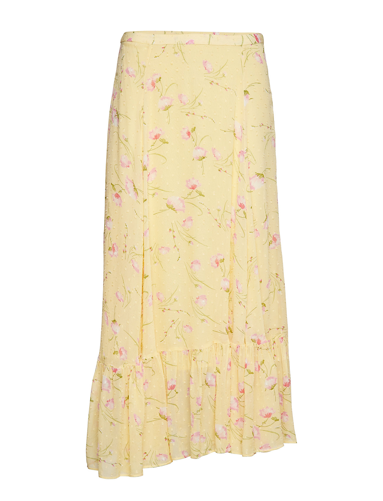by Ti Mo Delicate Semi Skirt - YELLOW POPPY