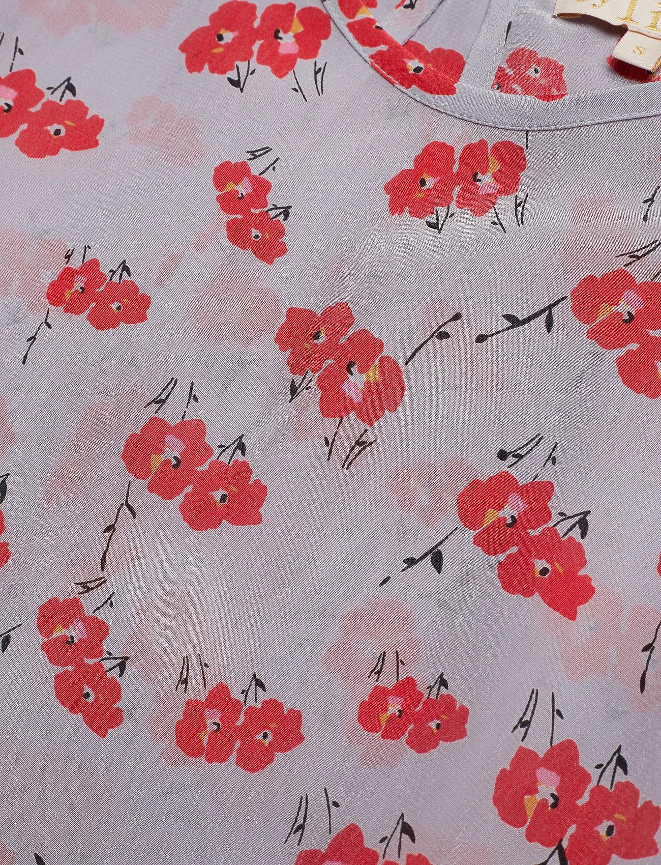 Ti Dressflower Frill PopBy Mo Delicate JFK1T3lc