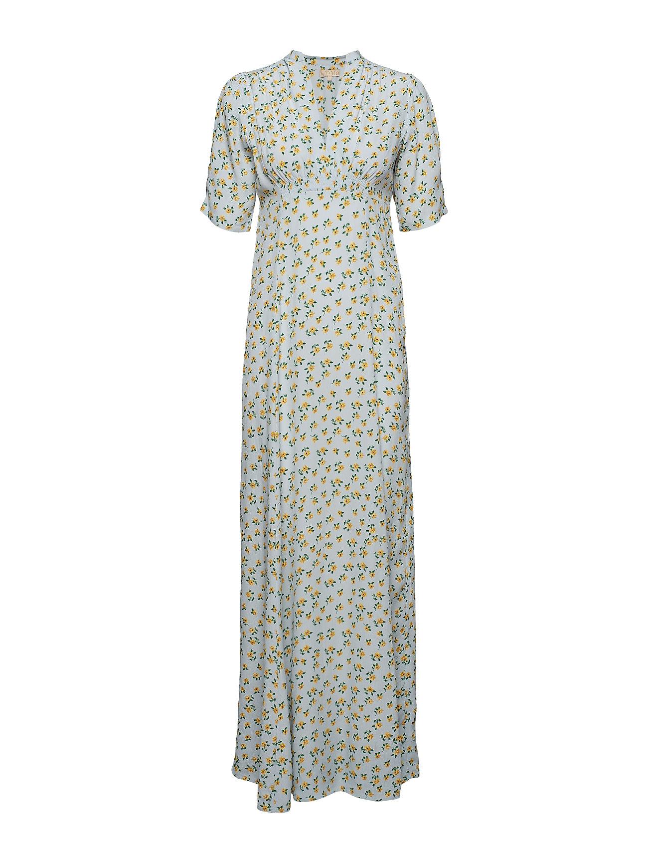by Ti Mo Maxi Day Dress - SUNFLOWER