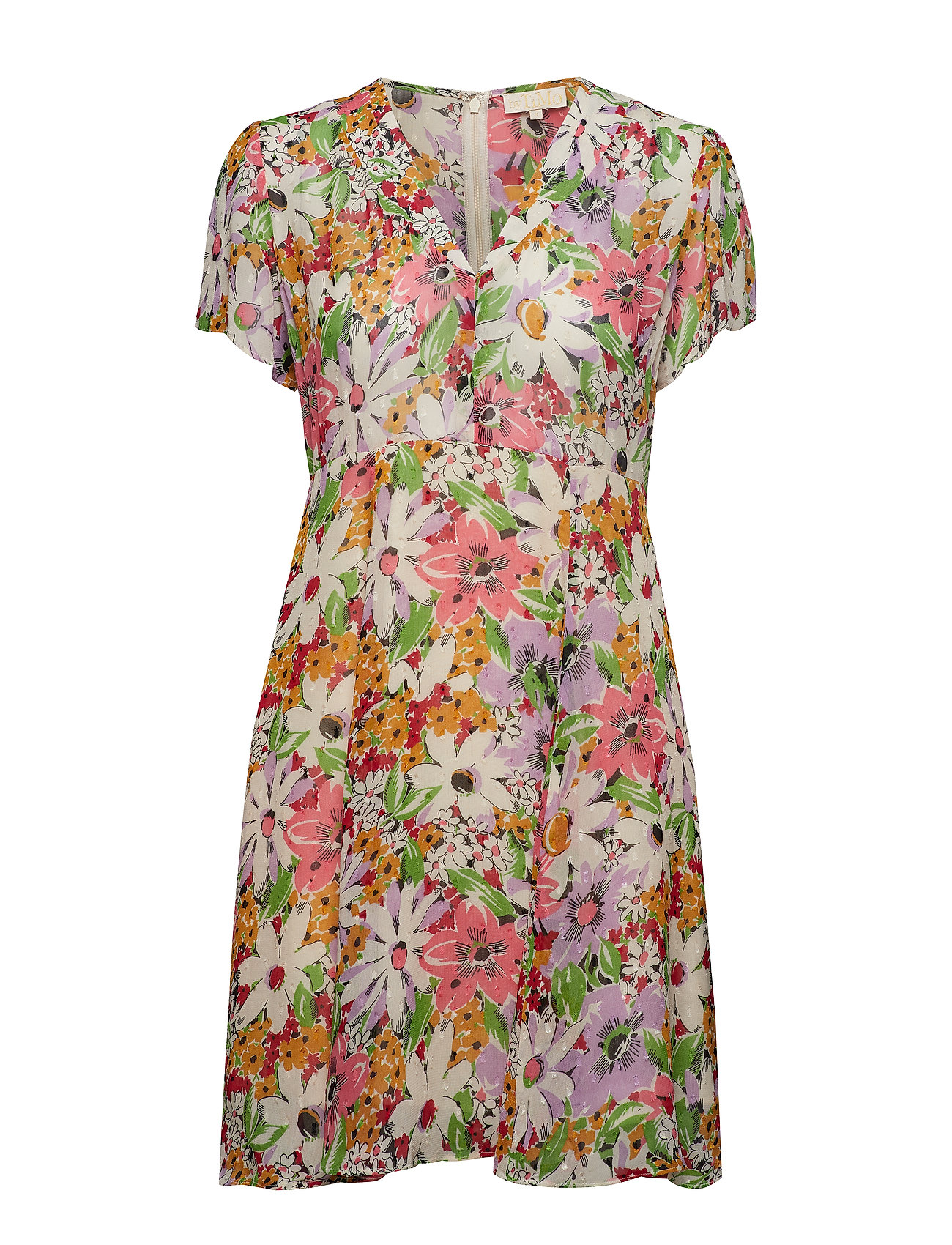 by Ti Mo Delicate Semi 50s Dress