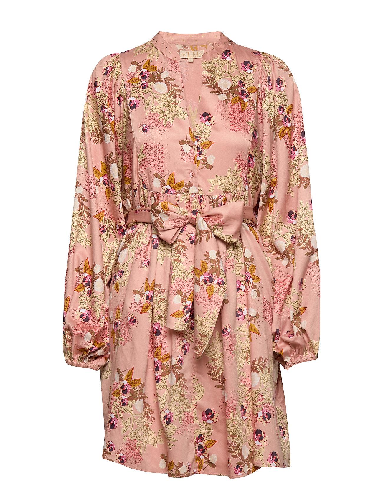 by Ti Mo 70's Mini Dress - VINTAGE COMBO