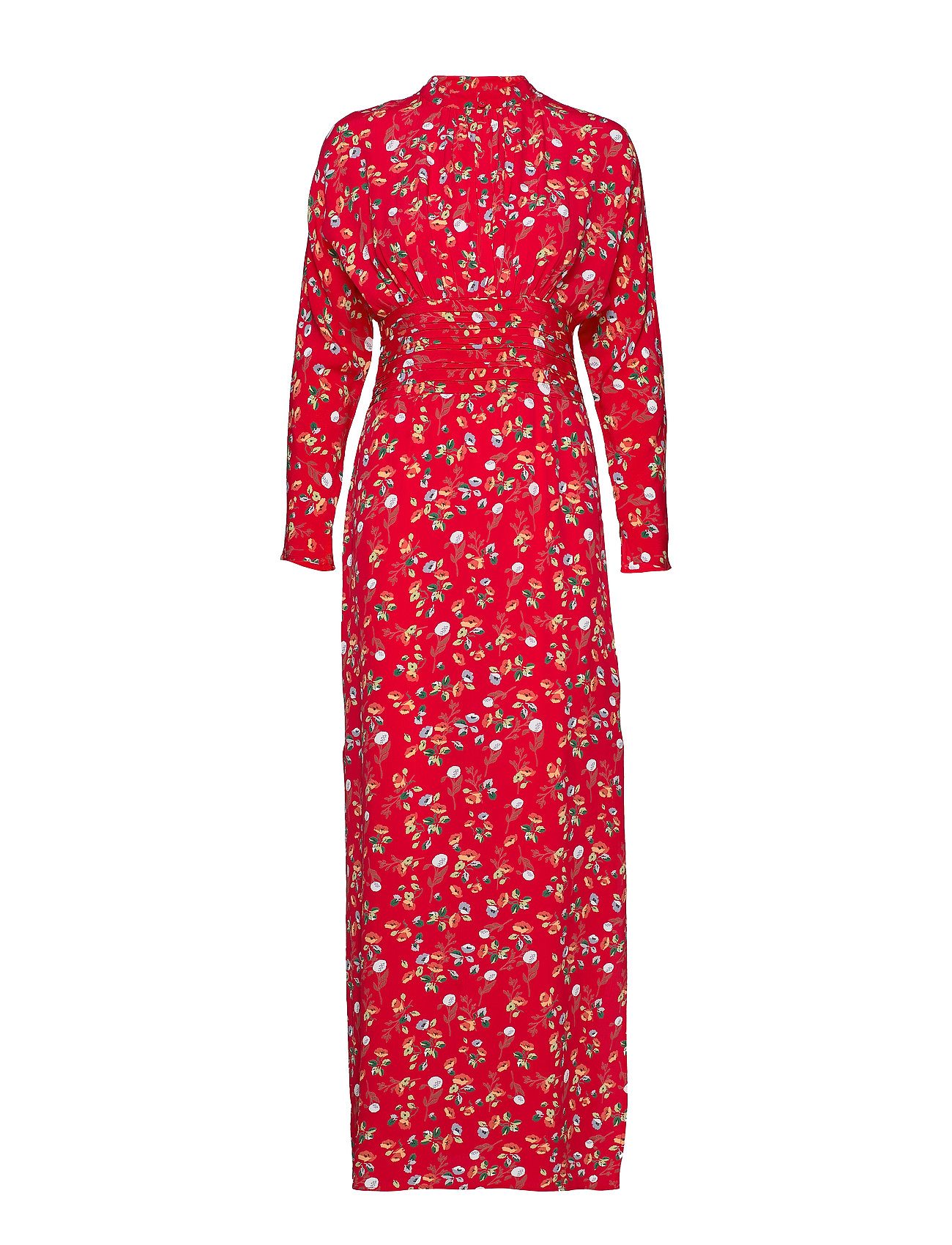 by Ti Mo Gathers Gown - RED GARDEN