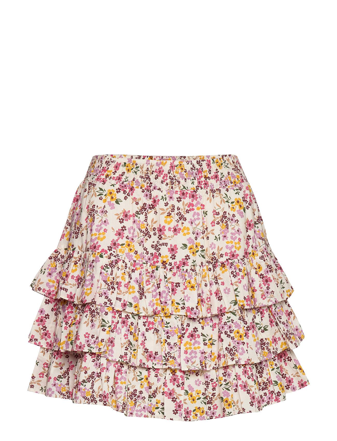 by Ti Mo Bohemian Skirt - PRETTY GARDEN