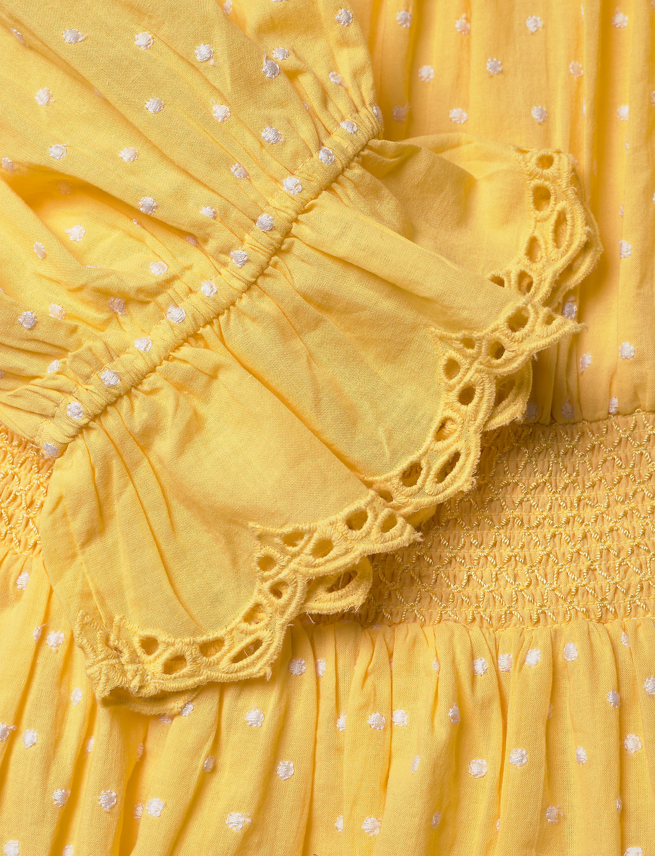 by Ti Mo Sunday Morning Mini Dress - Dresses YELLOW