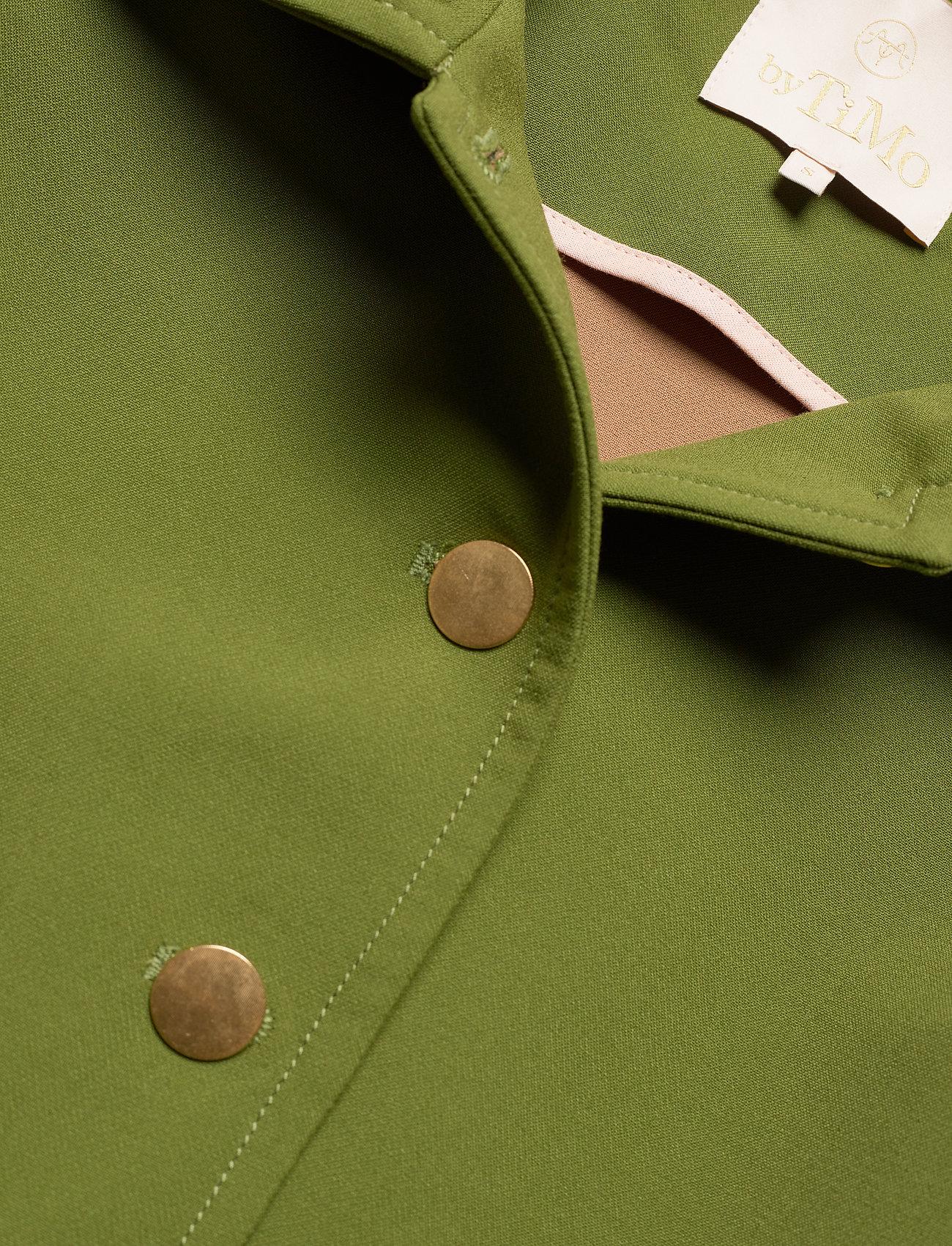 by Ti Mo - Tailored Jacket - leichte jacken - green - 2