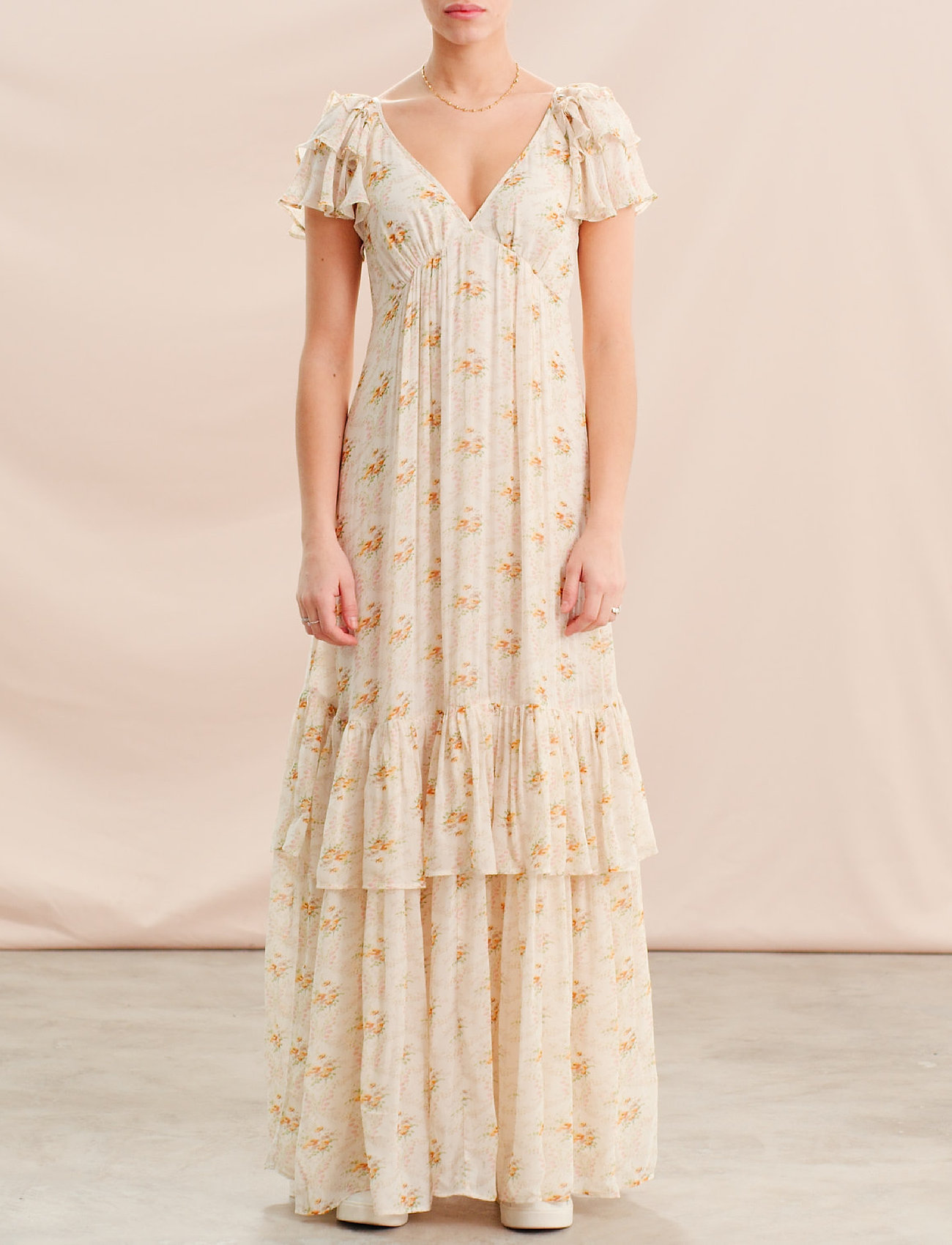 by Ti Mo - Georgette Gown - maxi dresses - wallpaper - 0