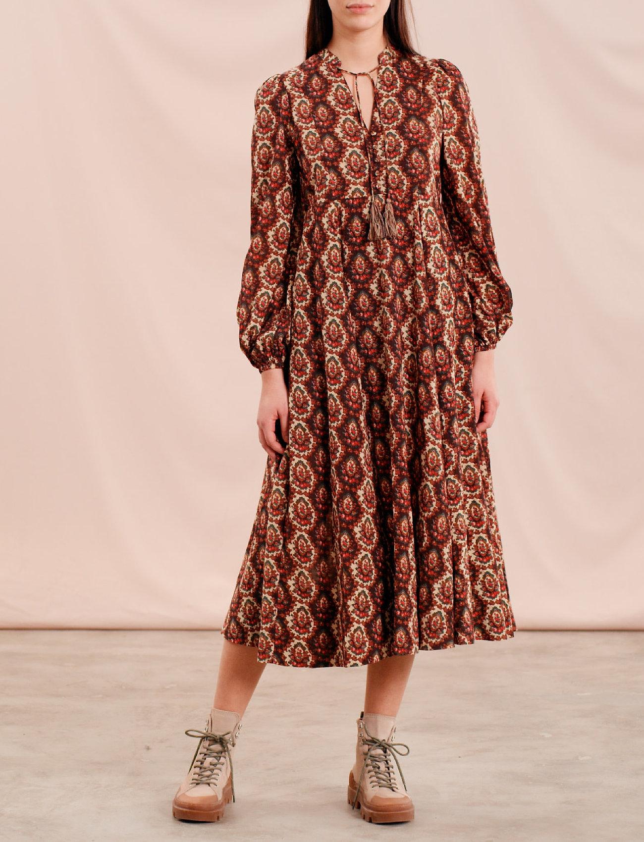 by Ti Mo - Bohemian Tassels Dress - sommerkjoler - wallpaper - 0