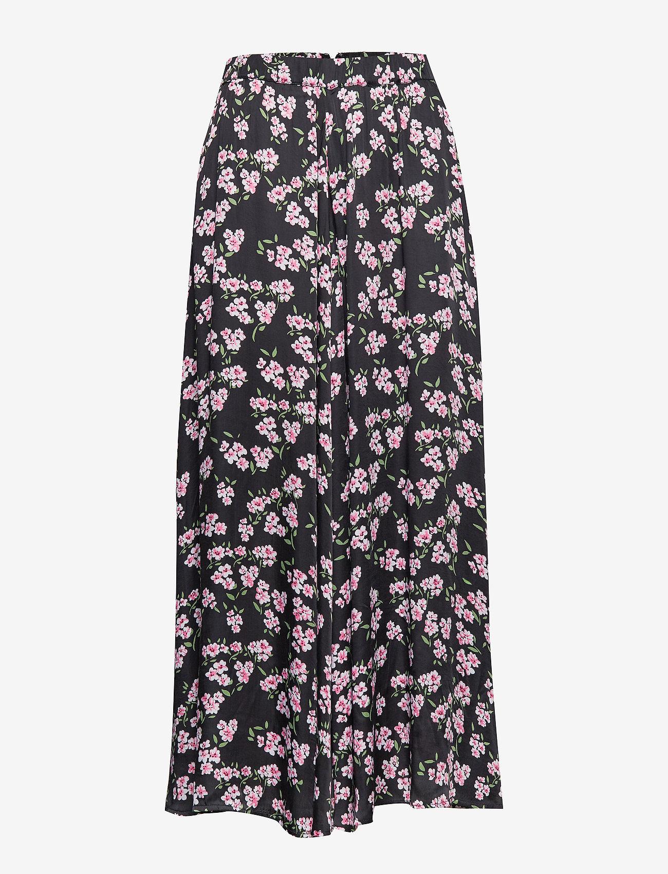 by Ti Mo - Shiny Skirt - maxi skirts - apple blossom