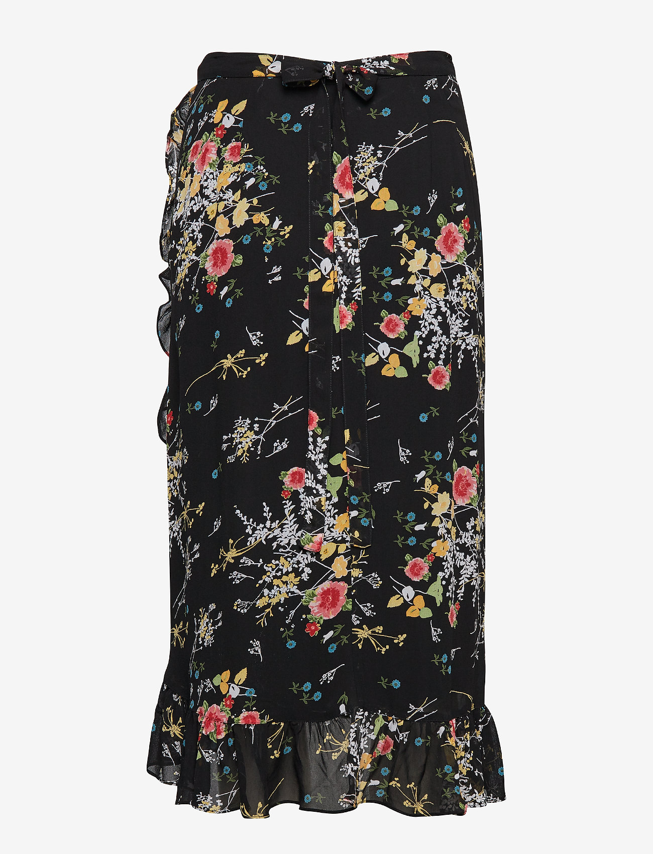 By Ti Mo Semi Couture Wrap Skirt - Kjolar Spring Dream