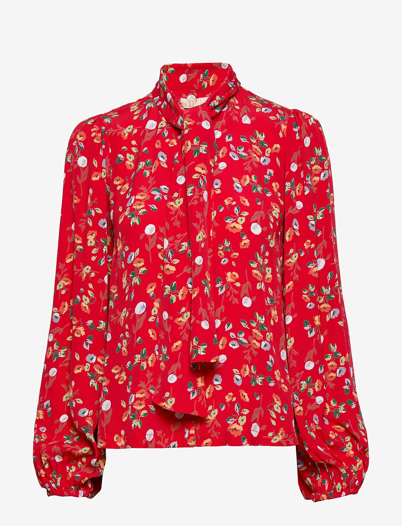 By Ti Mo Bow Blouse - Blouses & Shirts