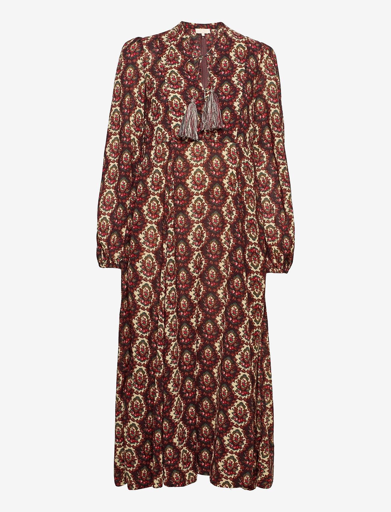 by Ti Mo - Bohemian Tassels Dress - sommerkjoler - wallpaper - 1