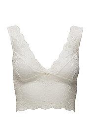 Lace Bra - 40's Underwear - 002 VINTAGE WHITE