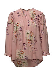 Semi Couture Blouse - 385 GARDENA PINK