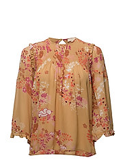 Semi Couture Blouse - 389 GOLDEN GARDEN
