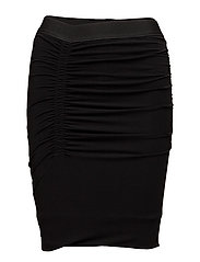 Silhouettes Fitted Skirt - 099 BLACK