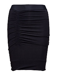 Silhouettes Fitted Skirt - 323 MARINE