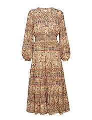 Bohemian midi dress - 761 LADIES