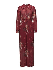 Semi Couture Jumpsuit - 568 WINTER GARDEN