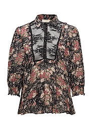 Semi Couture Shirt - 760 ASIAN GARDEN
