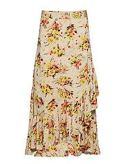 Thin Semi Skirt - 781 CRISP SPRING