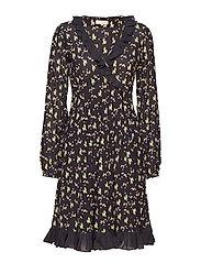 Bohemian Wrap Dress - 802 MADISON