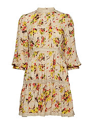 Delicate Semi Mini Dress - 781 CRISP SPRING