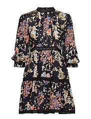 Delicate Semi Mini Dress - 784 EVELYN