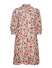 Semi Couture A-Line Dress - 787 ANEMONE