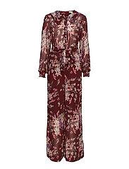 Semi Couture Jumpsuit - 790 VIOLA