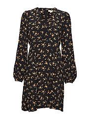 50's Dress - 792 YELLOW SYMPHONY