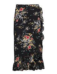Semi Couture Wrap Skirt - SPRING DREAM