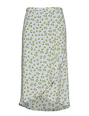 Wrap Skirt - SUNFLOWER